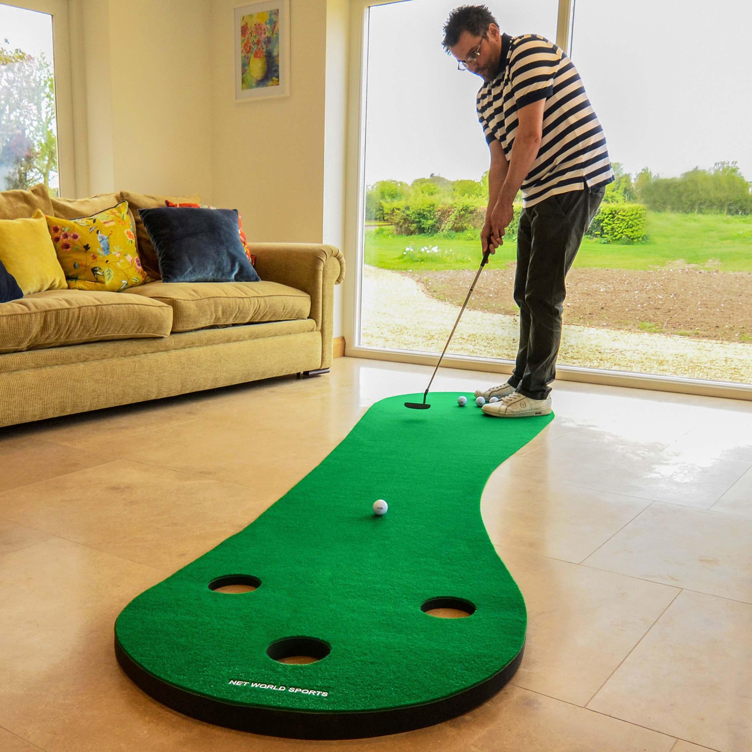 FORB Home Putting Mat | Golf Putting Mats | Golf | Net World Sports