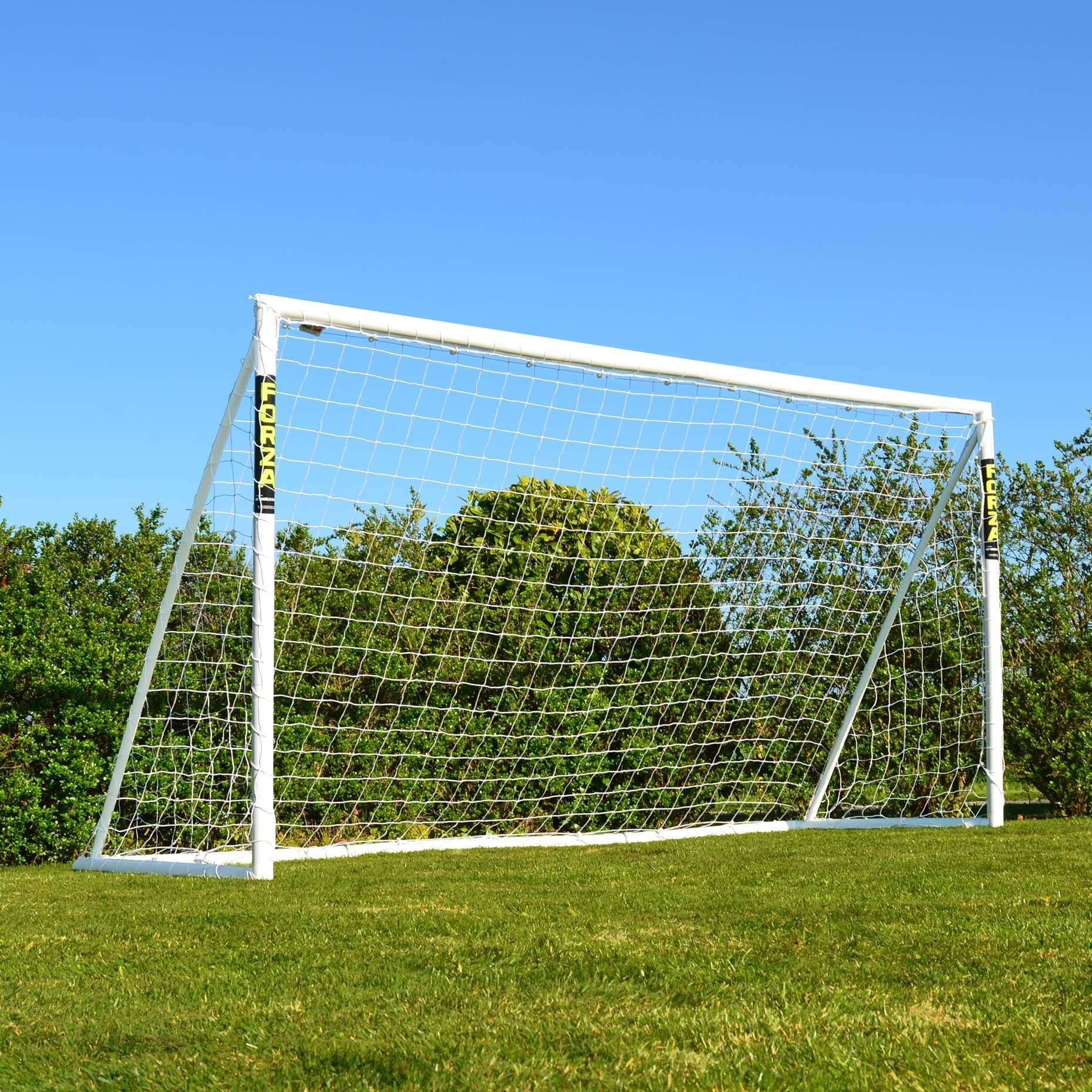 12 X 6 Forza Soccer Goal Post Soccer Goals Net World