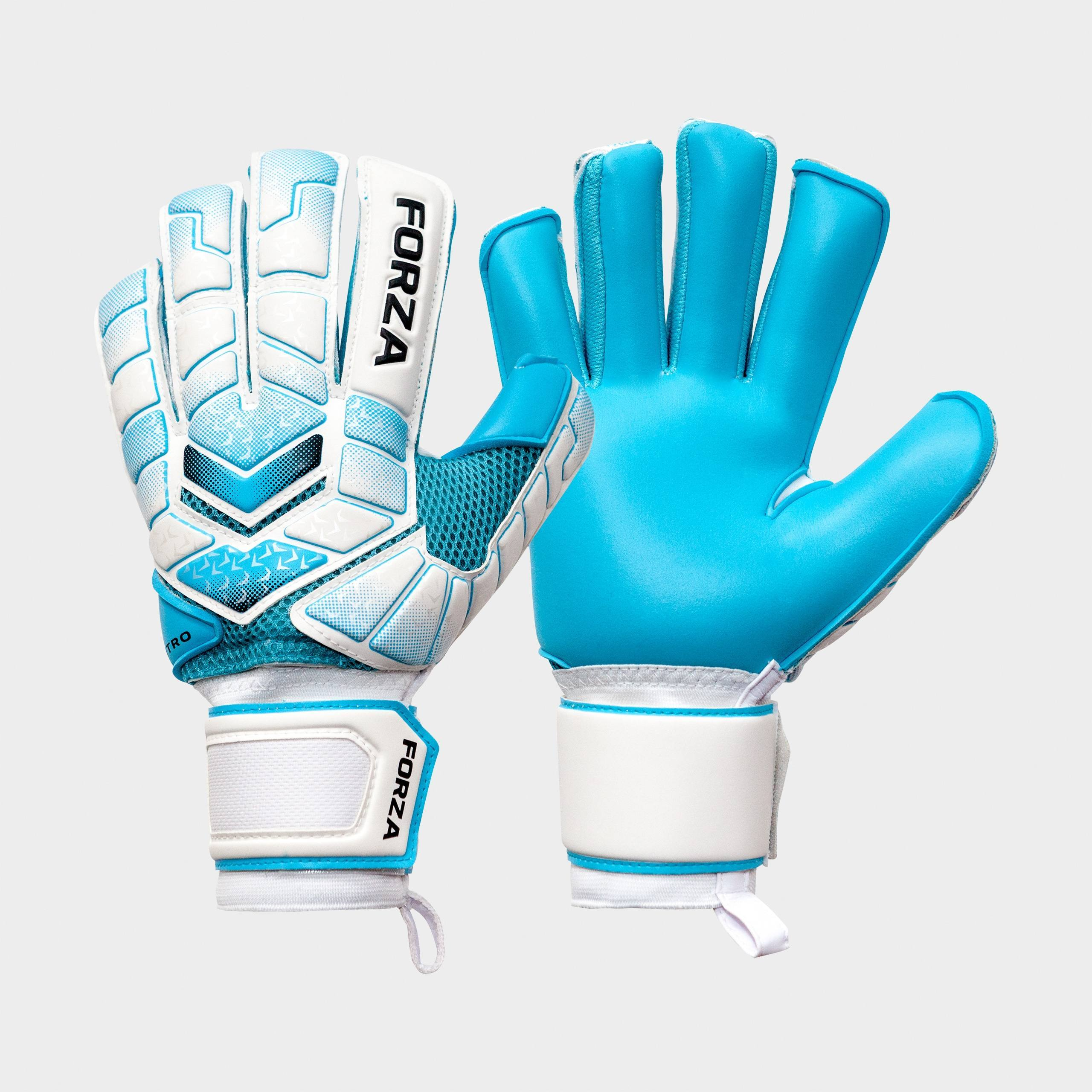 Rebel Sport Keeper Gloves: FORZA Centro Goalkeeper Glove