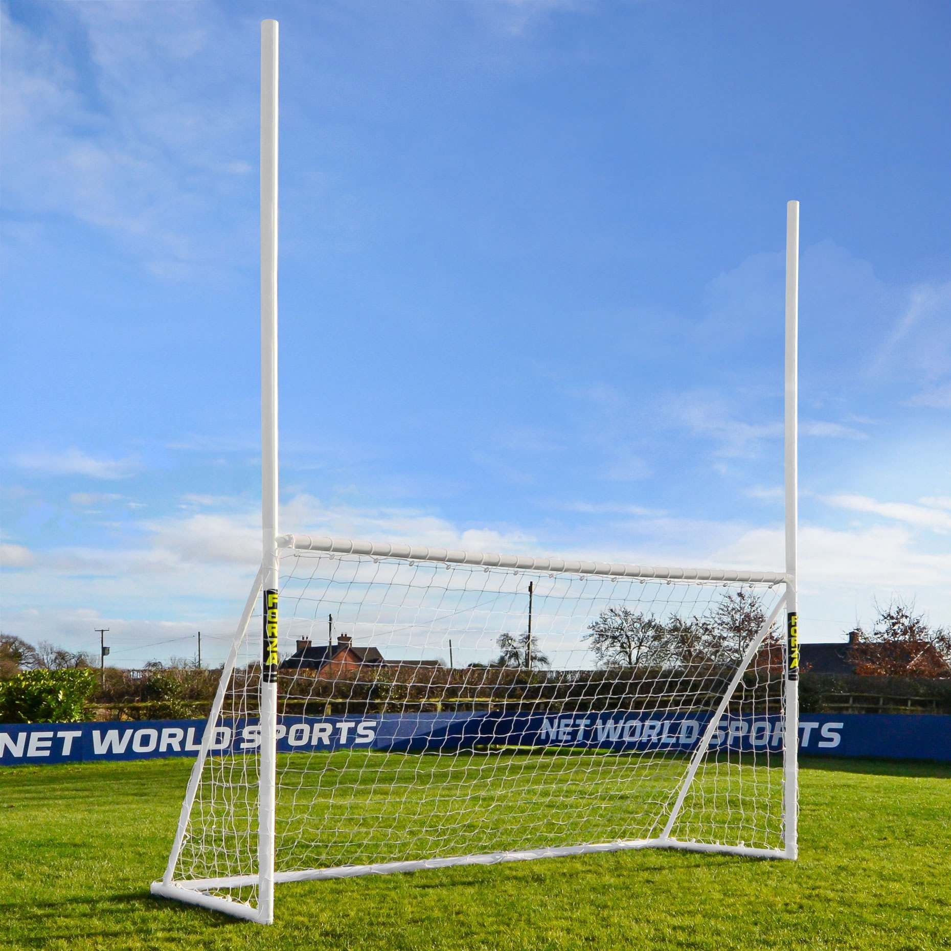 combi goal posts for soccer u0026 rugby net world sports