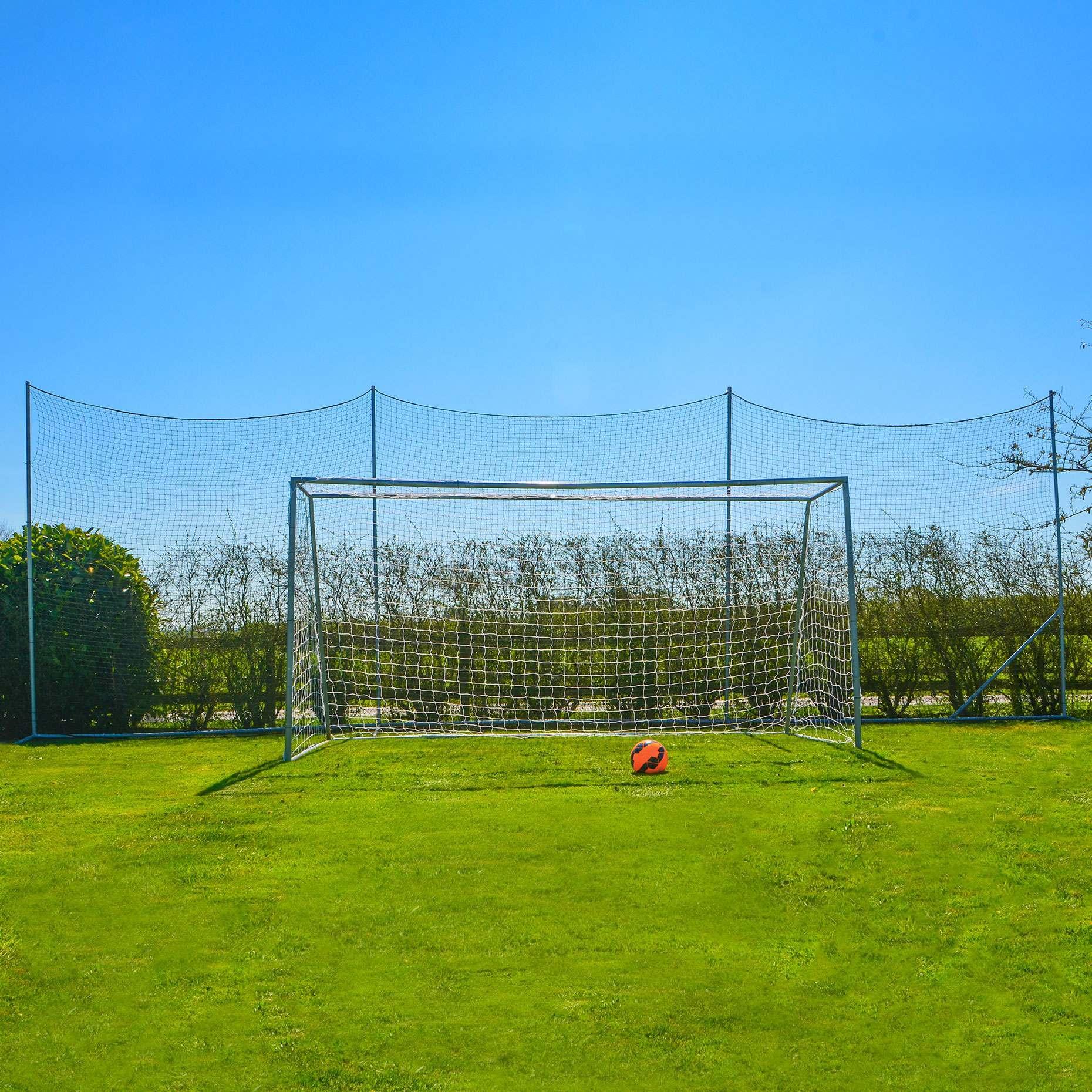 lacrosse ball stop nets back stop protection nets net world sports