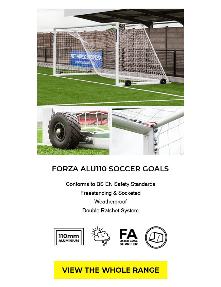 Forza ALU110 Soccer Goals