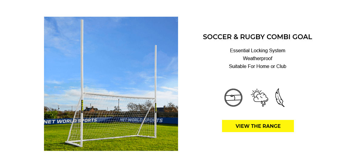 Soccer & Rugby Combi Goal