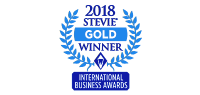 Stevie Gold Winner 2018