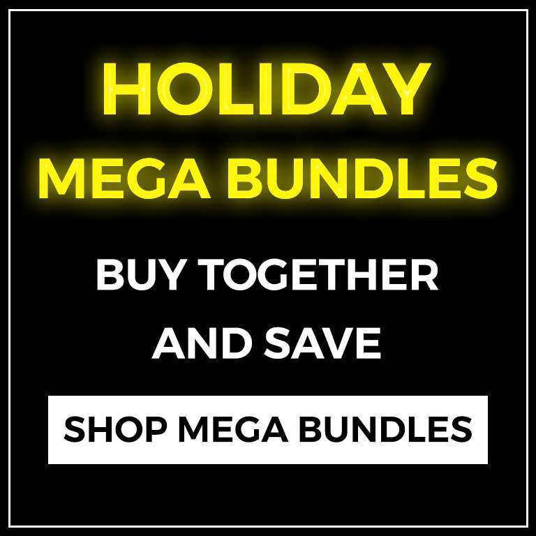 Holiday Mega Bundles
