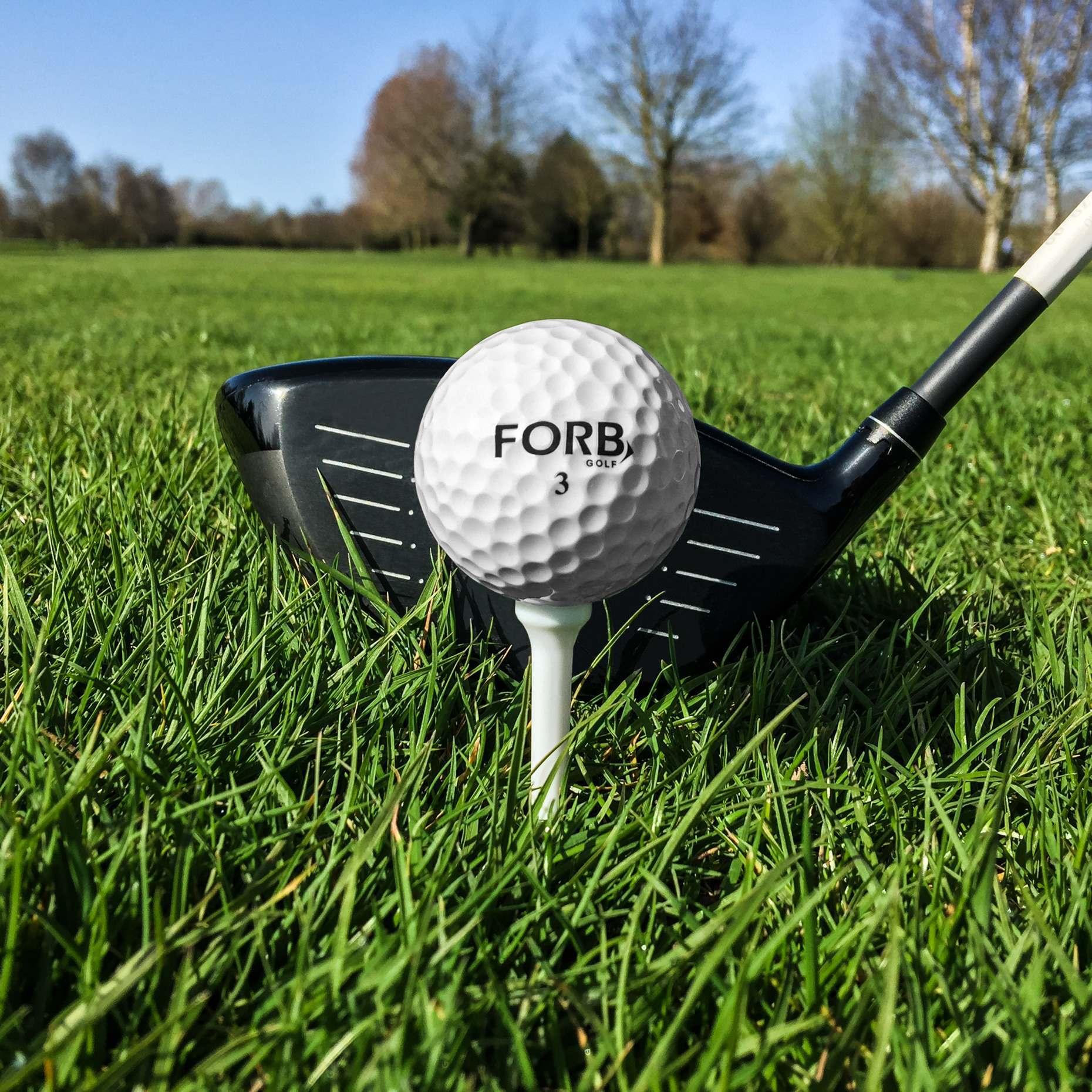 Best Golf Balls FORB Tour Quality F-5
