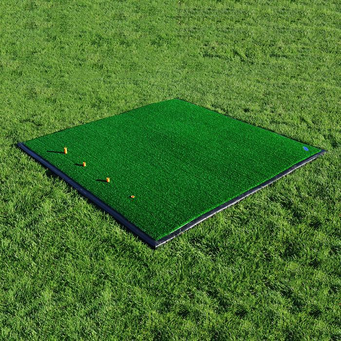FORB Golf Driving Range Practice Mat - It won't fade like other training mats!