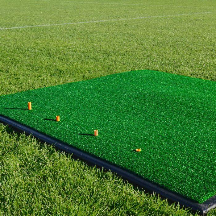 teaching range driving product equipment profile mats mat category golf carroll