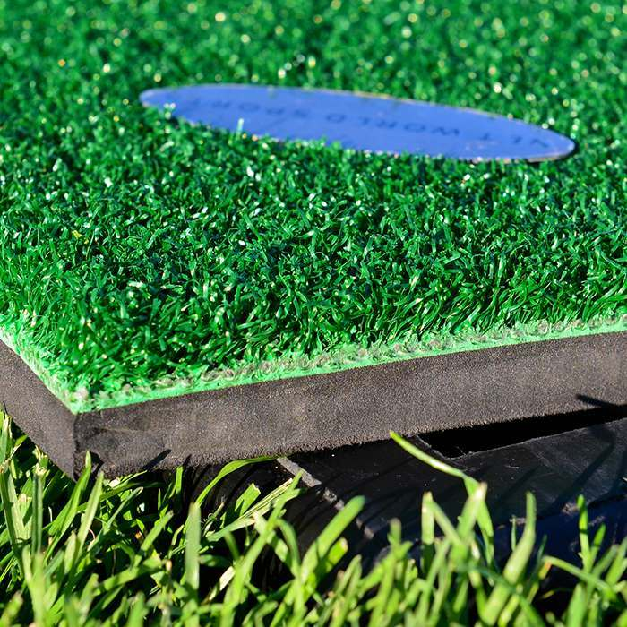 Professional Driving Range Practice Mat - Ideal for home use