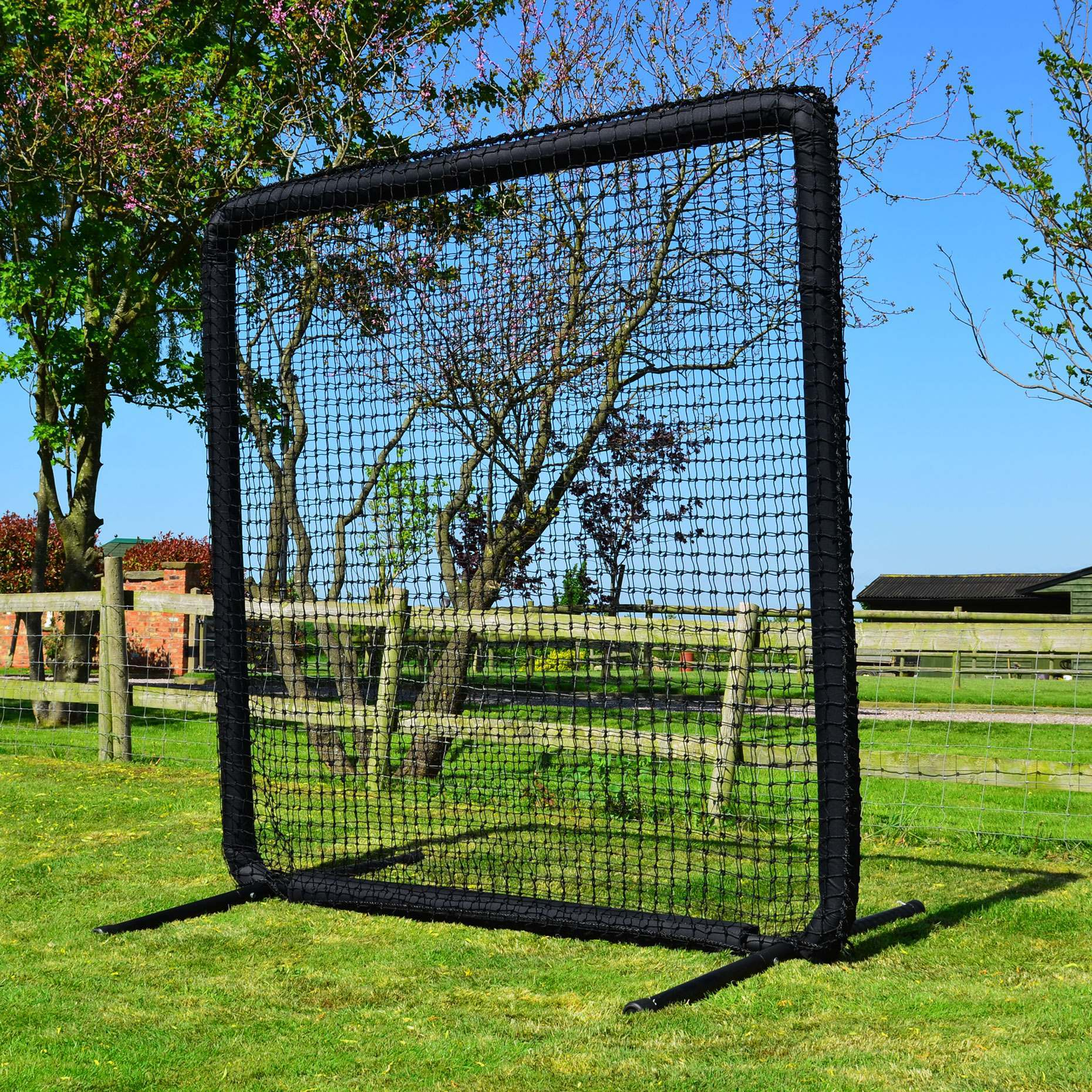 Baseball | FORTRESS Nimitz Edition Square Protector Screen - The Best Protector Screen On The Market