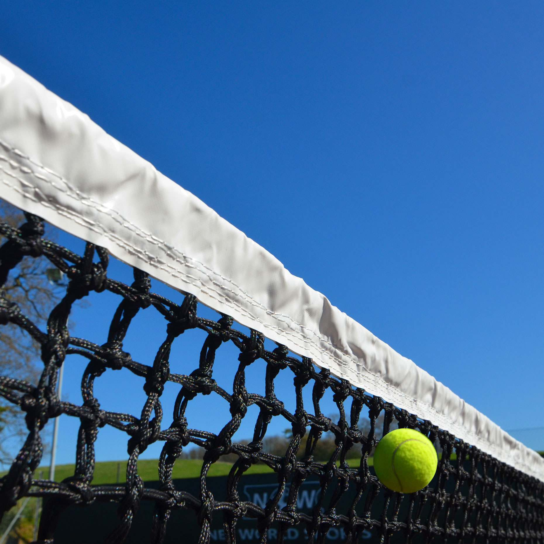 Tennis Net 3.5 DT Championship Twine & Band & Ball