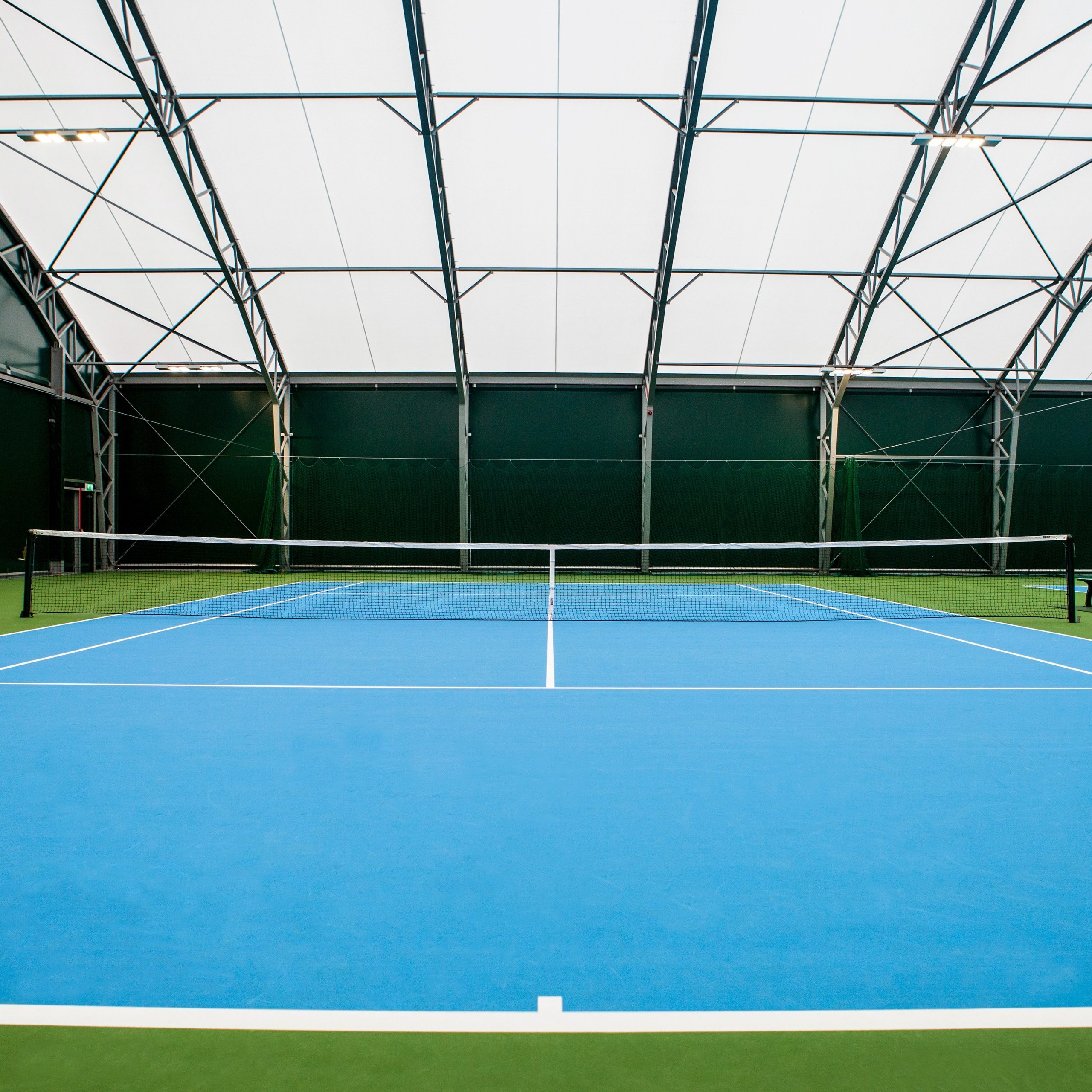 Vermont Tennis Court - Nets & Posts