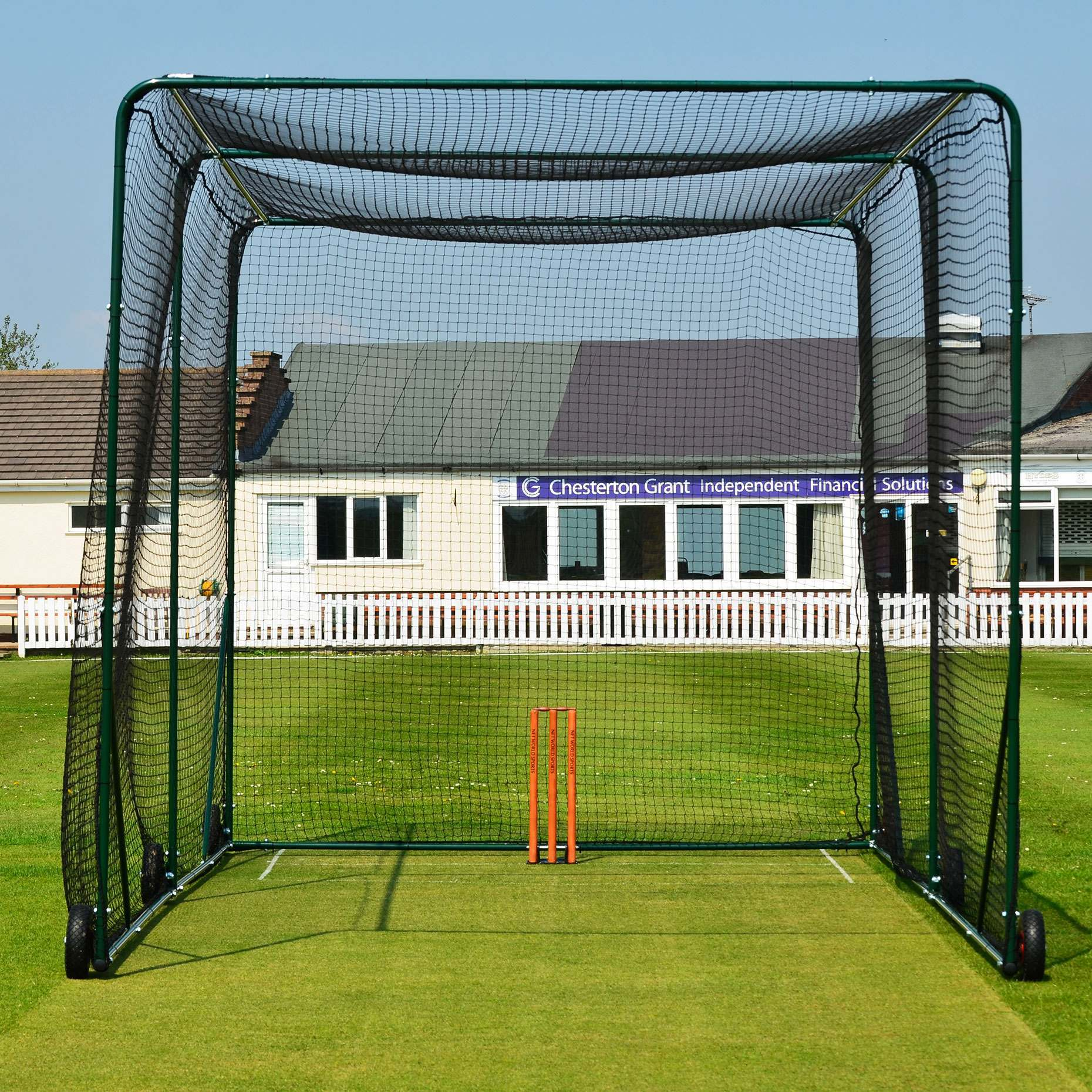 fortress mobile baseball batting practice cage net world sports