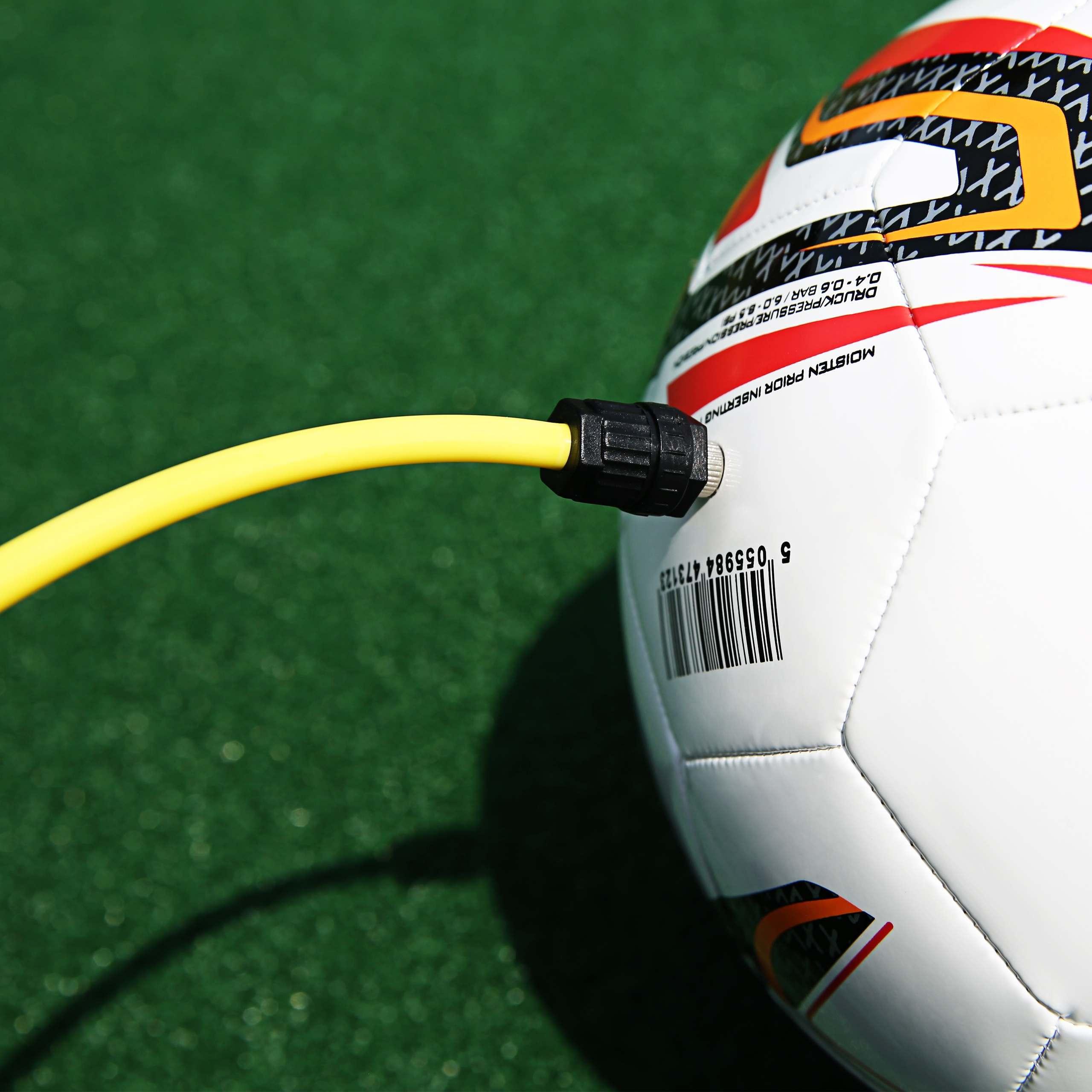FORZA Ball Pump Extendable Nozzle
