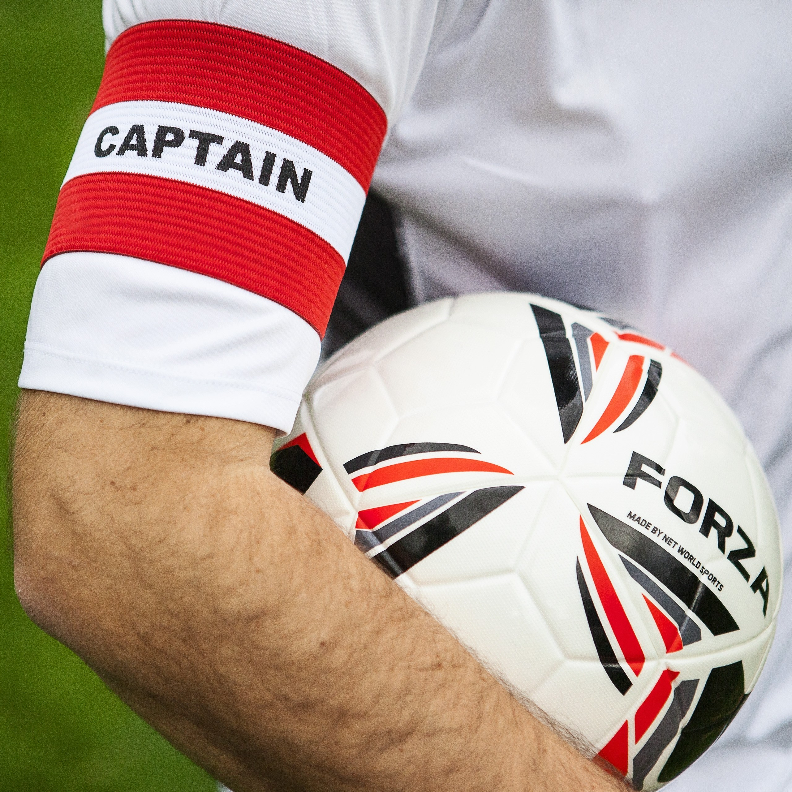 Red Captains Armbands