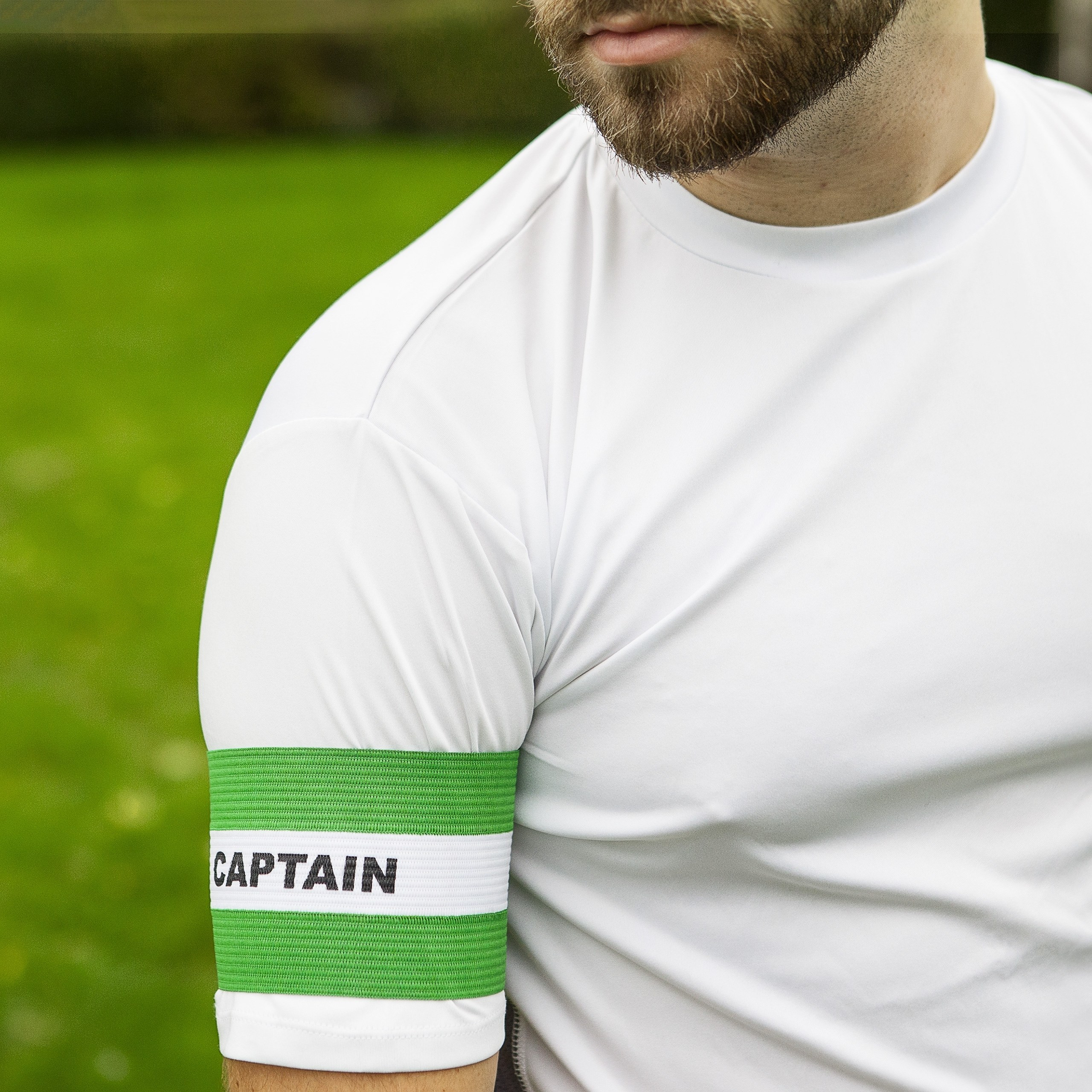 Green Captains Armband