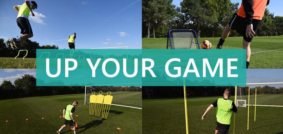 backyard soccer goals