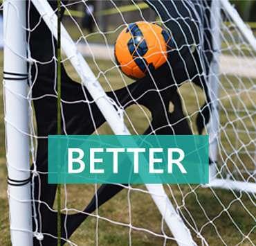 soccer target sheets